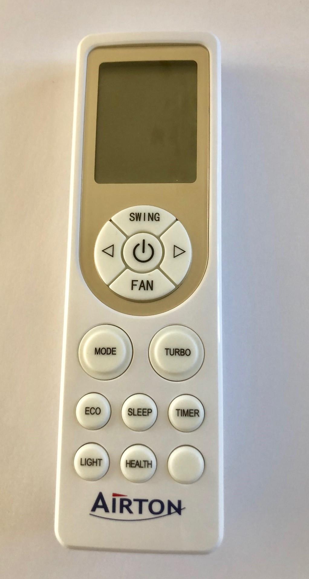 Télécommande Origine Airton